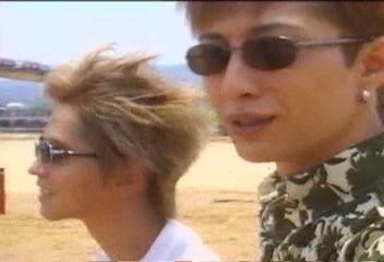 Hyde & Gackt