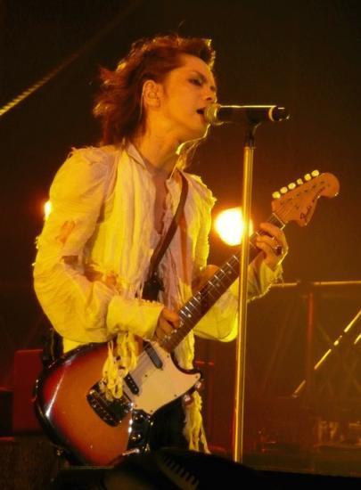 Hyde, live de L'arc~en~ciel