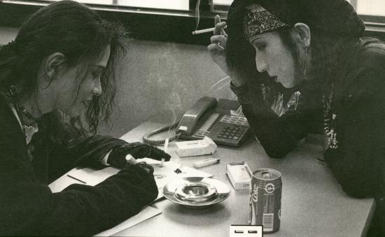 Hyde et Kiyoharu