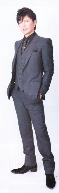 Gackt, en 2014
